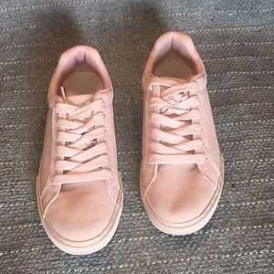 Náutica Pink Lady's Sneakers Sz 8.5